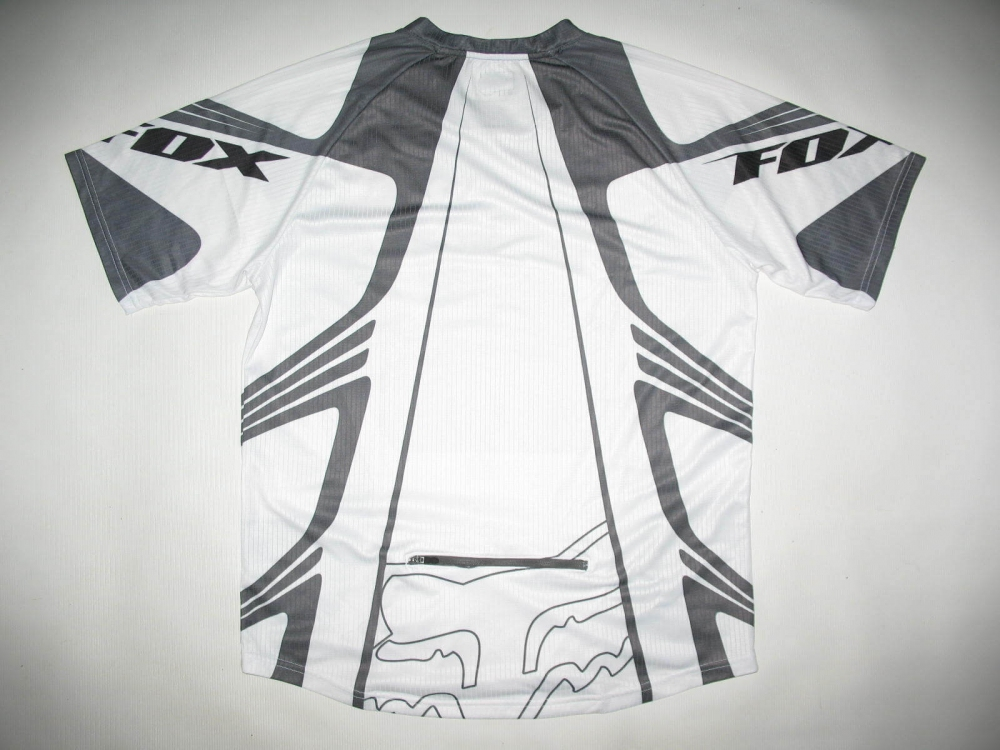 Веломайка FOX racing DH2 jersey (размер M) - 1