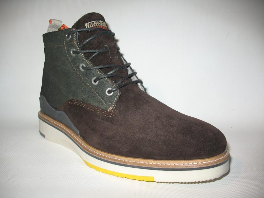 Ботинки NAPAPIJRI c4 (размер UK12/US11/EU46(на стопу 295 mm)) - 5