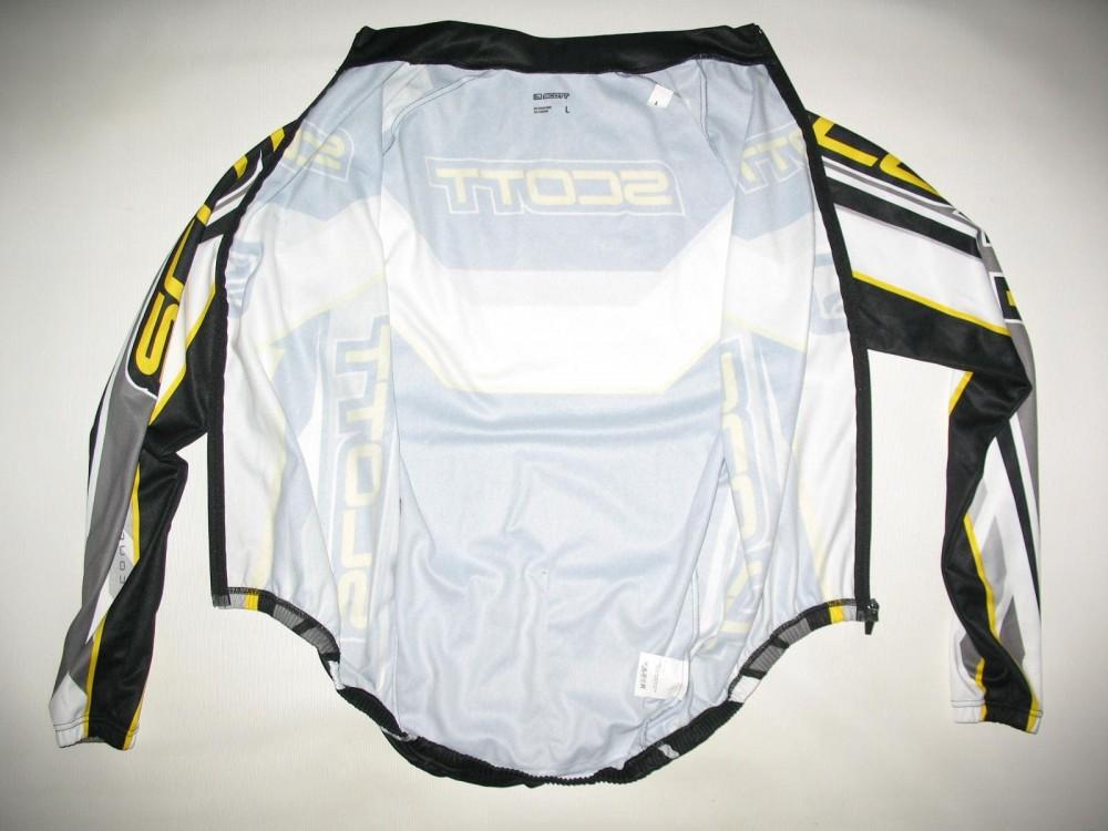 Велокофта SCOTT rc fleece jacket (размер L) - 3