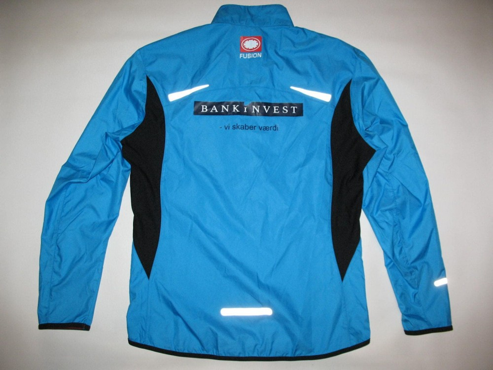 Велокуртка FUSION S100 jacket (размер L) - 2