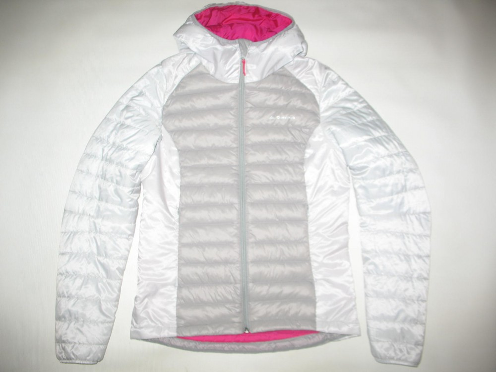 Куртка QUECHUA X-light down jacket lady (размер XS) - 1
