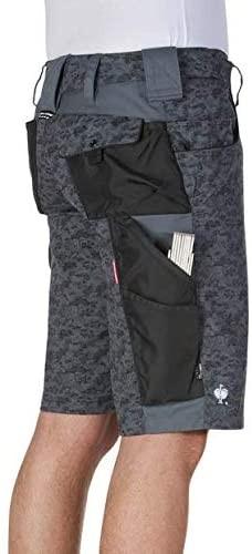 Шорты ENGELBERT STRAUSS e.s. pixel shorts (размер 58/XXL) - 4