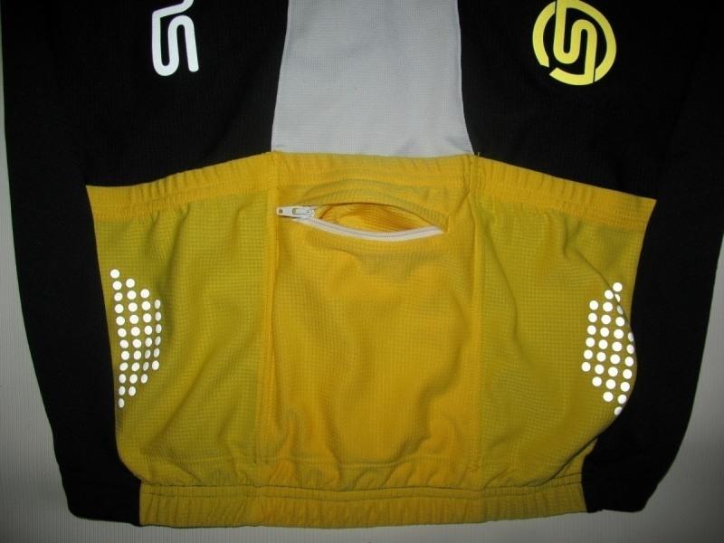 Футболка SKINS  (размер M) - 4