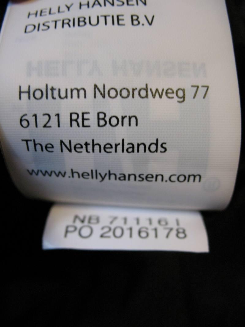Куртка HELLY HANSEN hellytech (размер L) - 16