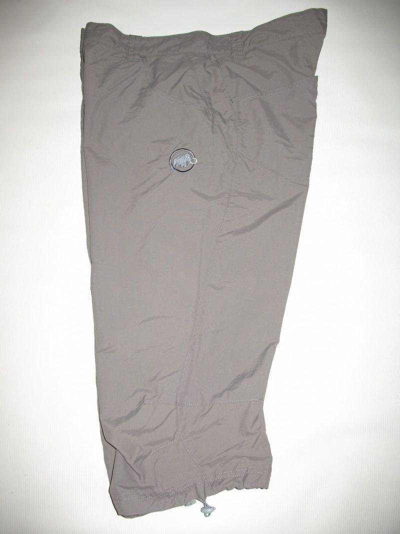 Шорты MAMMUT Niala 3/4 Pants lady  (размер 38/M) - 3