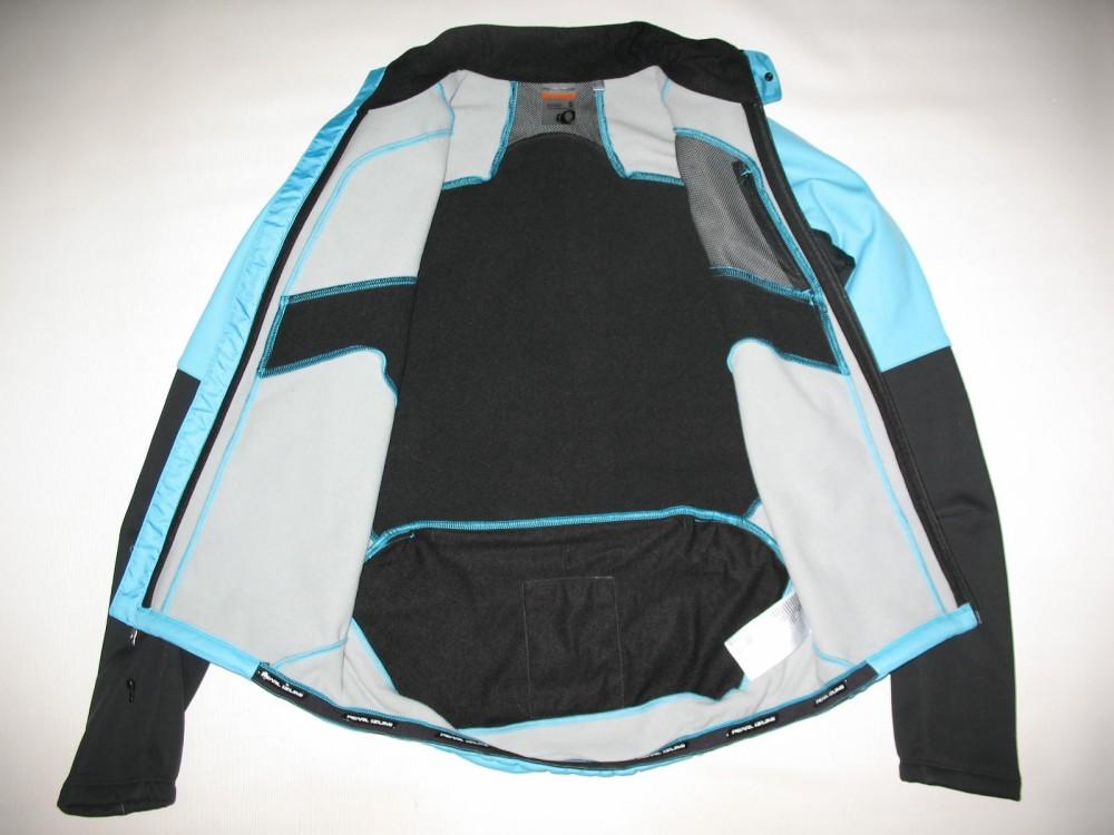 Велокуртка PEARL IZUMI elite softshell cycling jacket (размер S/M) - 8