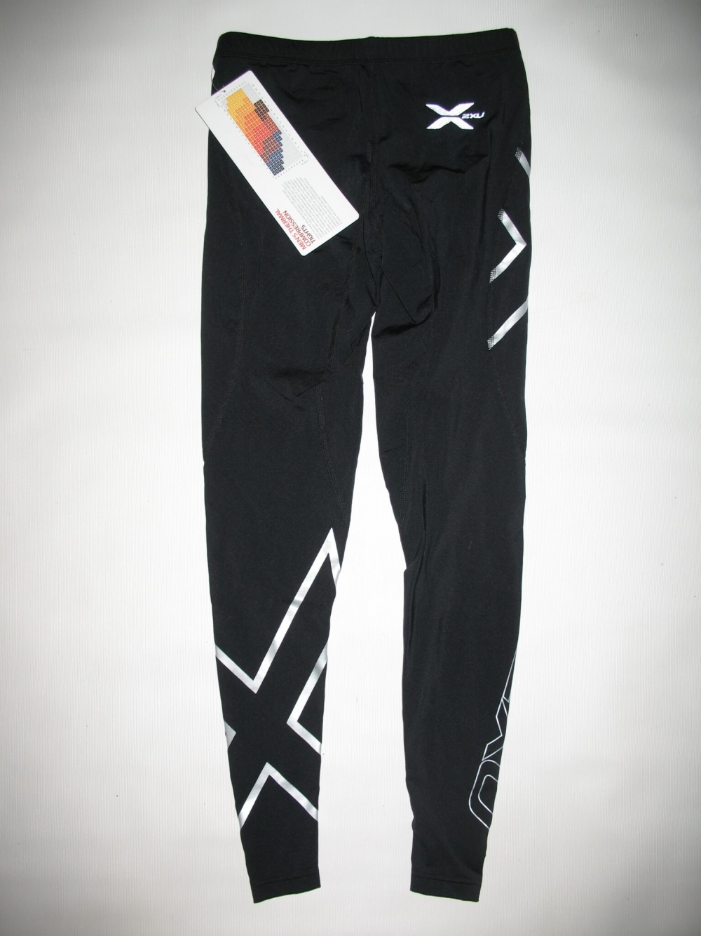 Штаны  2XU thermal compression tights unisex (размер XS) - 2