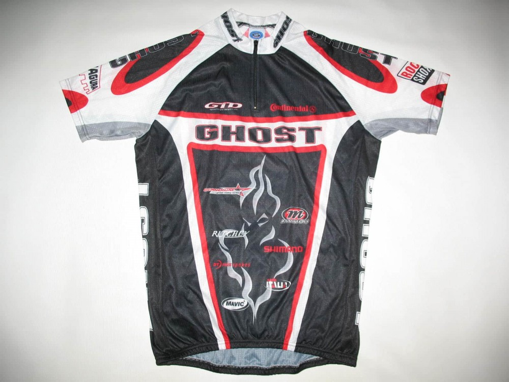 Веломайка GHOST cycling jersey (размер XXL) - 1