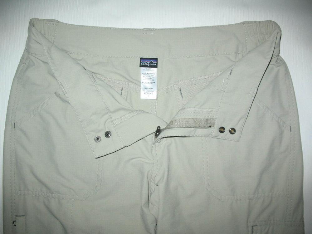 Штаны PATAGONIA nomader pants lady (размер 6-S/M) - 9