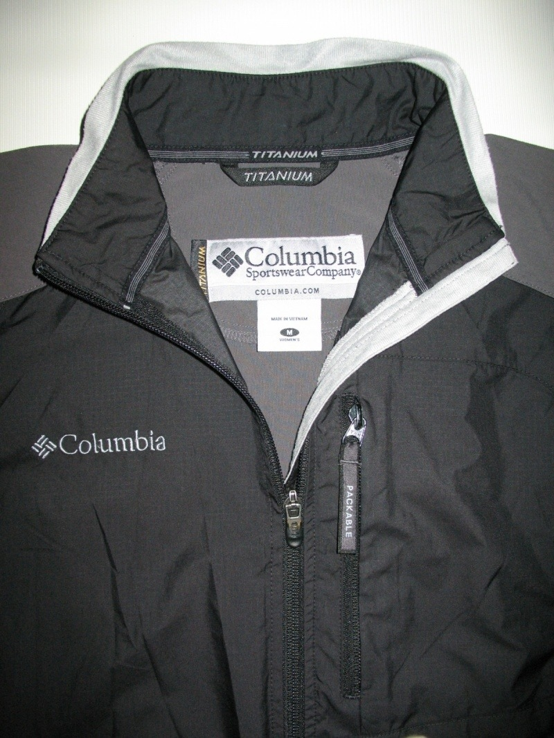 Куртка COLUMBIA Mt. Logan Jacket lady (размер M) - 7