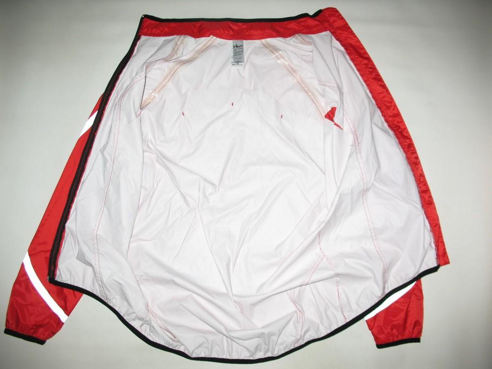 Куртка BTWIN rain cycling jacket (размер L) - 7