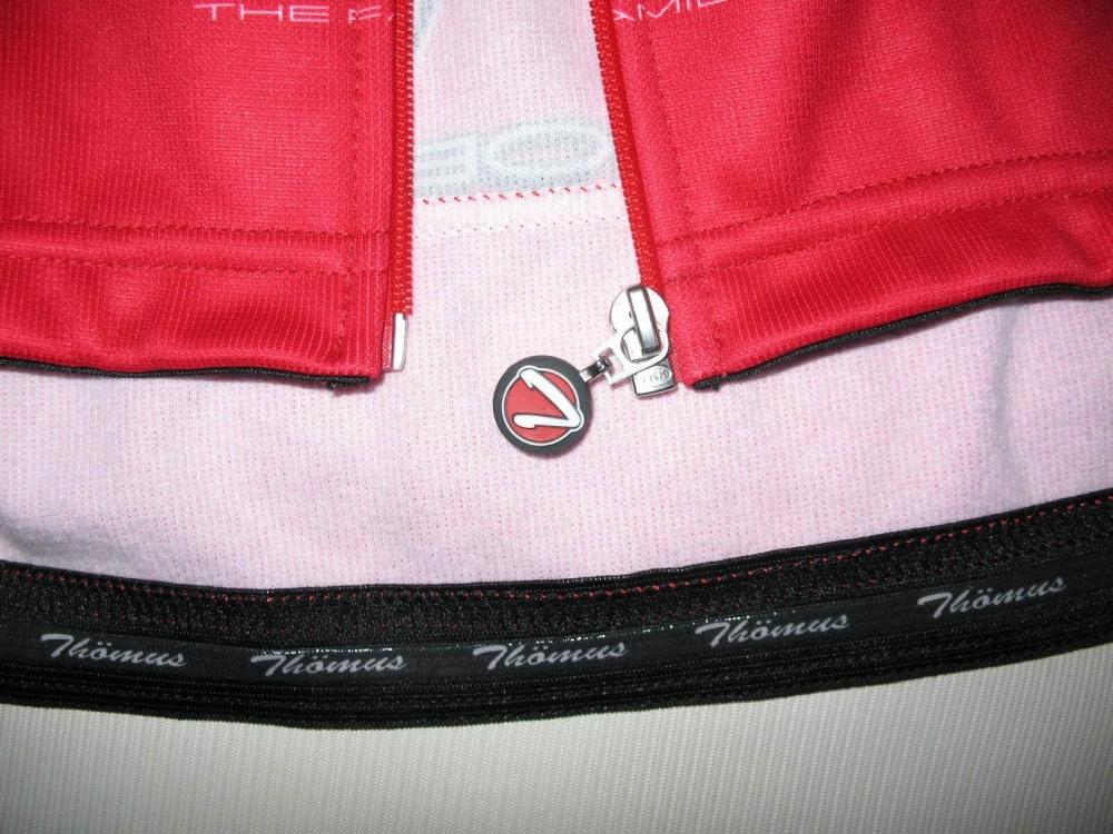 Велокуртка THOMUS cycling  jacket (размер 4/M) - 6