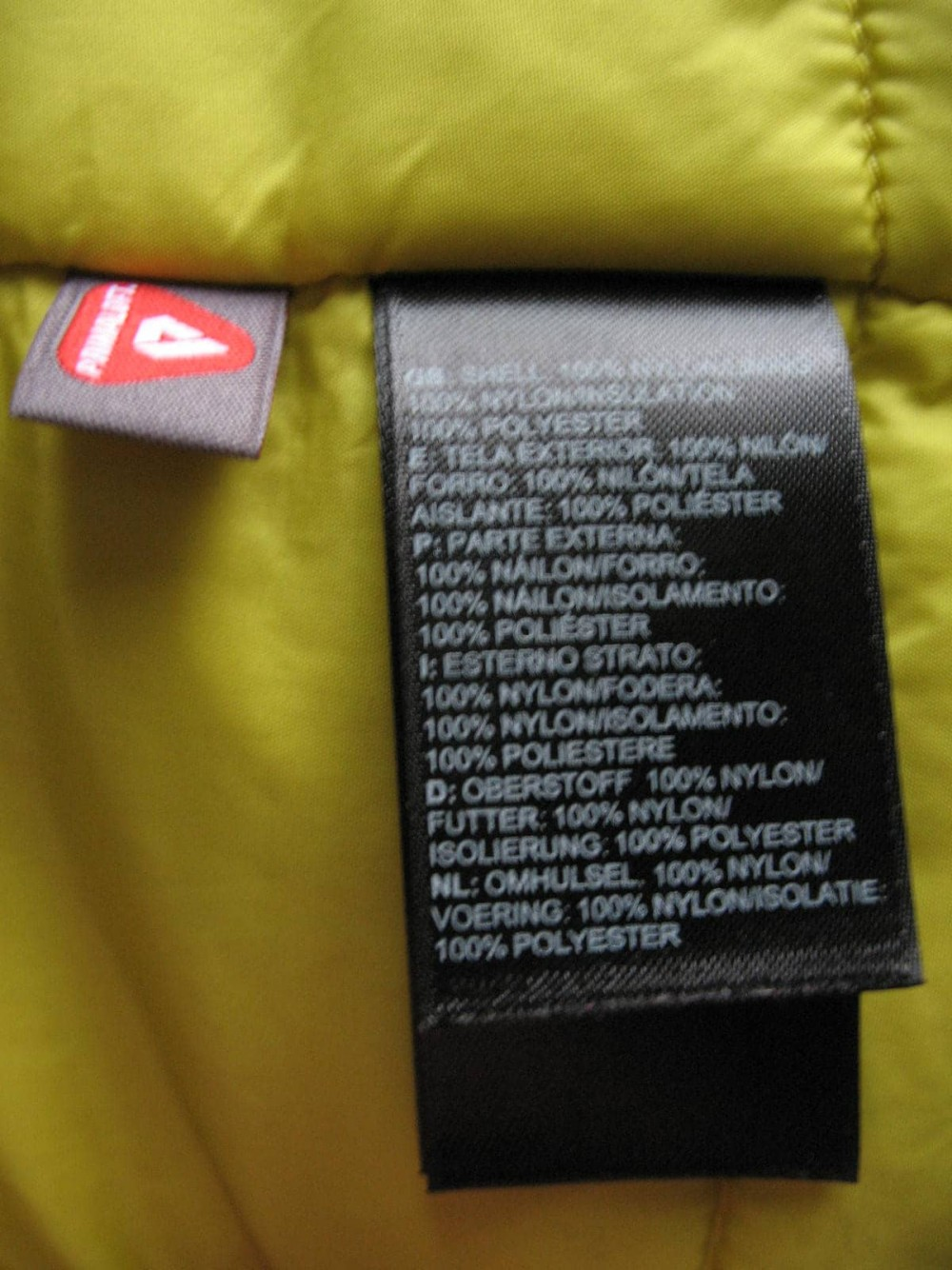 Куртка THE NORTH FACE red blaze jacket lady (размер М) - 7