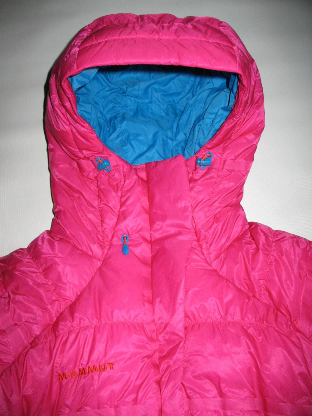 Куртка MAMMUT biwak eiger extreme jacket lady (размер S/M) - 4