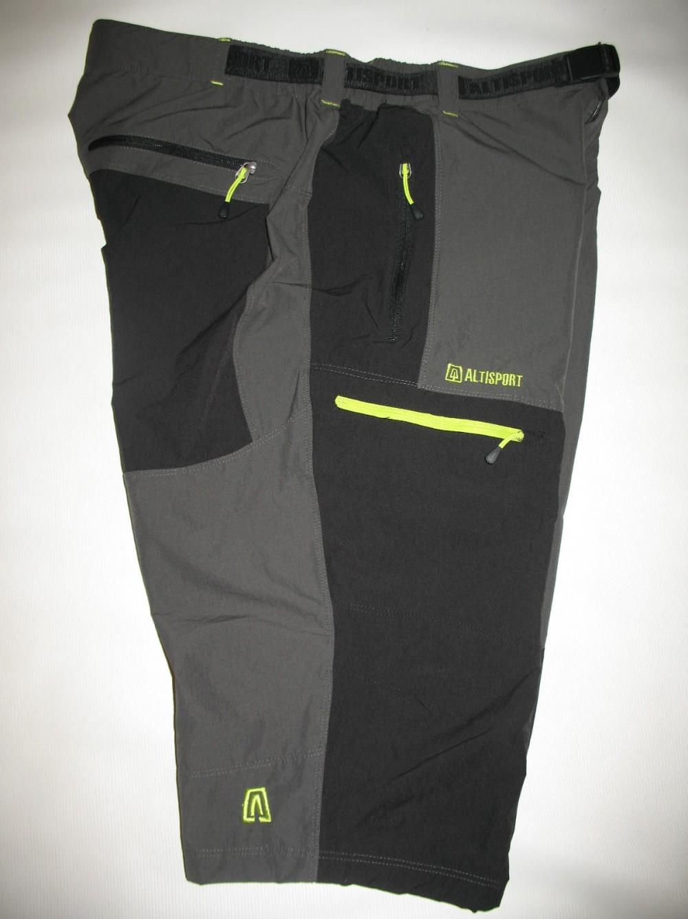 Шорты ALTISPORT trail shorts (размер L) - 2