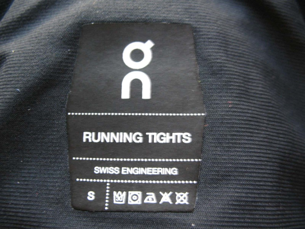Брюки QN running tights lady(размер S) - 6