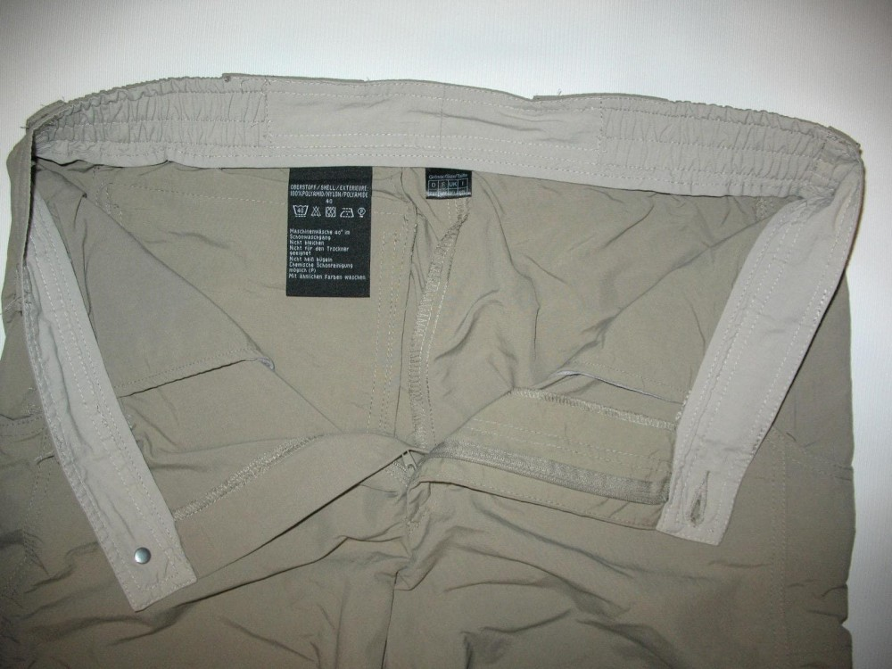 Штаны SCHOFFEL outdoor pants (размер 52-L/XL) - 9