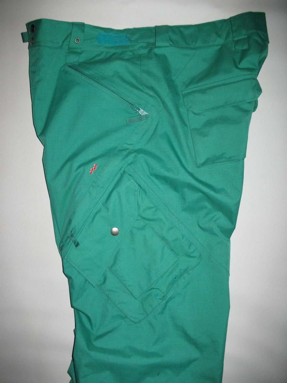 Штаны FOURSQUARE q snowboard pants (размер XL) - 8