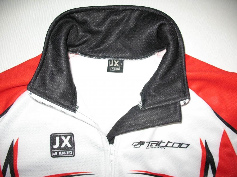 Велокофта  JEANTEX bergamont jacket (размер XL) - 2