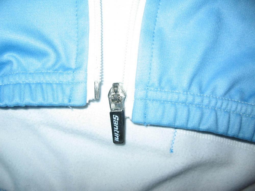 Кофта SANTINI bianchi jersey (размер 48/S) - 3