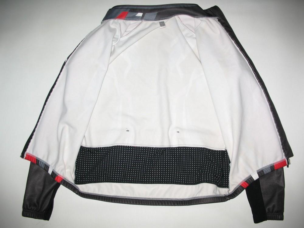 Куртка B'TWIN graphic bike jacket (размер M/L) - 4