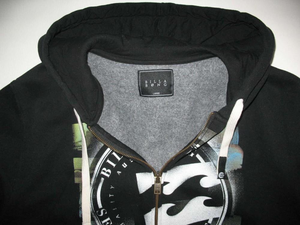 Кофта BILLABONG plasma hoodie (размер L) - 3