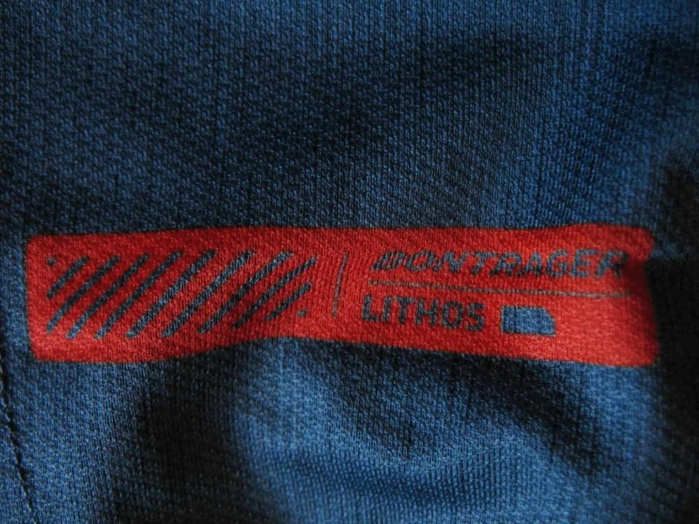 Веломайка BONTRAGER lithos trek MTB jersey (размер M/L) - 7