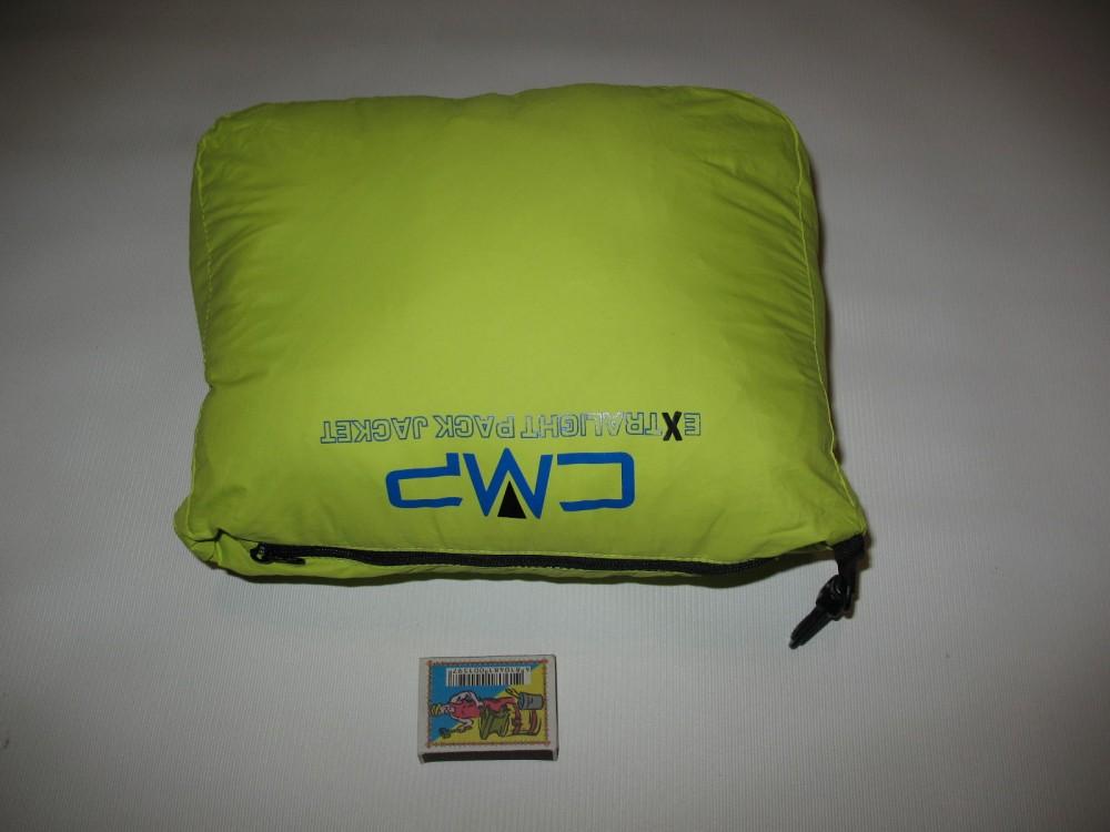 Куртка CMP extralight pack jacket (размер 54/XL) - 9