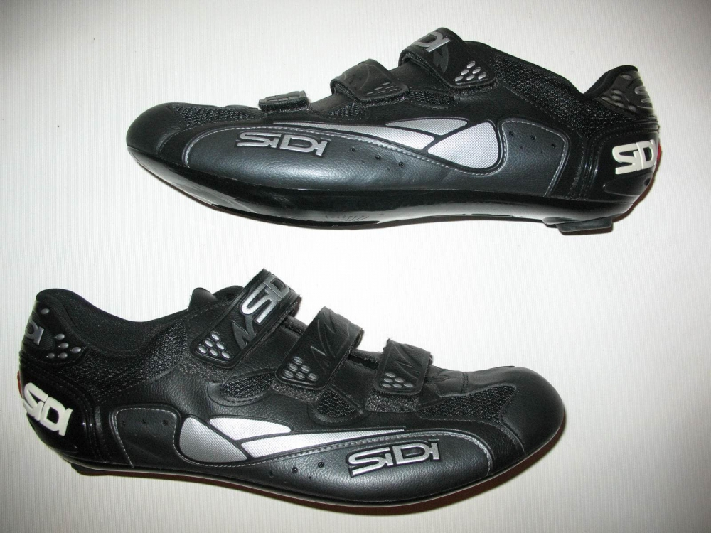 Велотуфли SIDI giau road shoes (размер EU48(на стопу до 305mm)) - 4