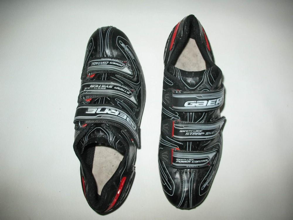 Велотуфли GAERNE mtb shoes (размер US9/UK8,5/EU43(на стопу 270 mm)) - 5