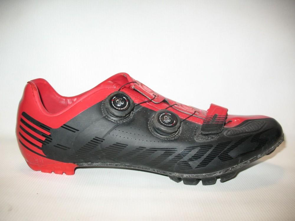 Велотуфли SPECIALIZED s-works xc mtb shoes (размер US12.25/UK11.25/EU46(на стопу до 295 mm)) - 2