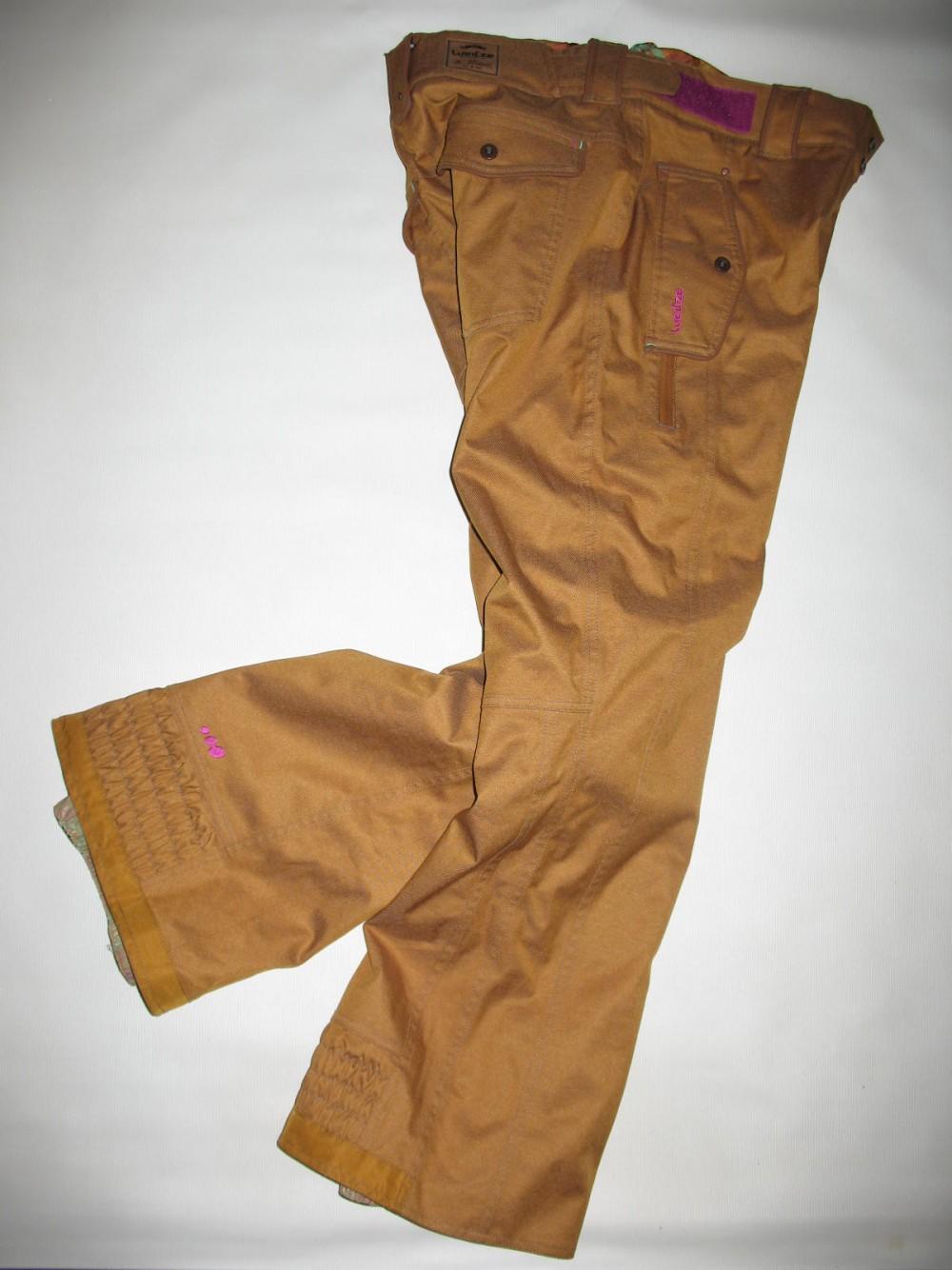 Штаны WED'ZE ski/snowboard pants lady (размер L) - 1
