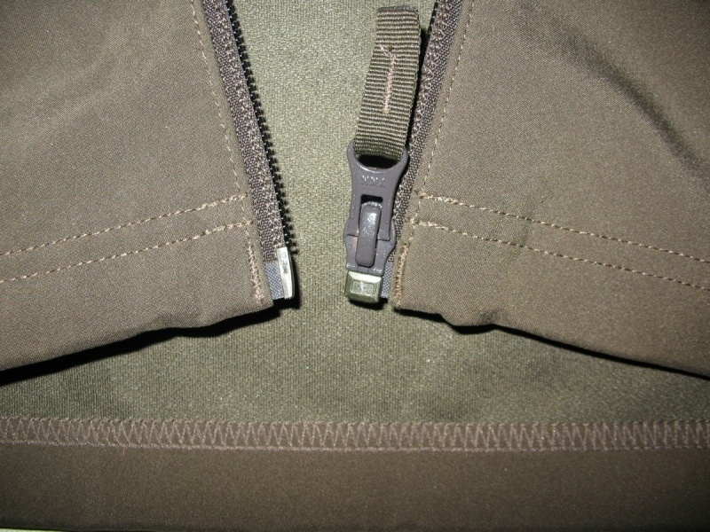 Куртка VAUDE   Hurricane II hood softshell jacket  (размер S/M) - 6