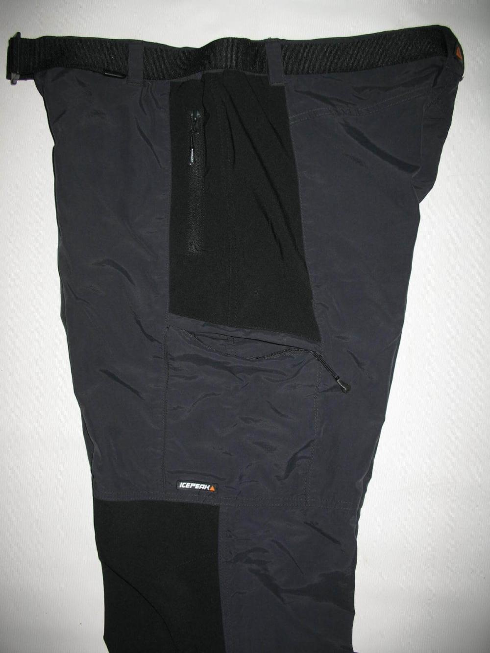 Штаны ICEPEAK Nano-Q outdoor pants (размер 54-XL) - 3