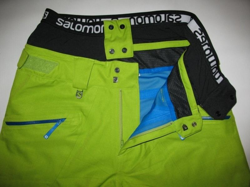 Штаны SALOMON Foresight pants  (размер M) - 5
