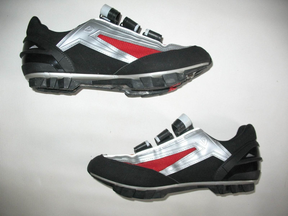 Велотуфли ROCKRIDER xc8 mtb shoes (размер UK9,5/US10/EU44(на стопу 280mm)) - 5
