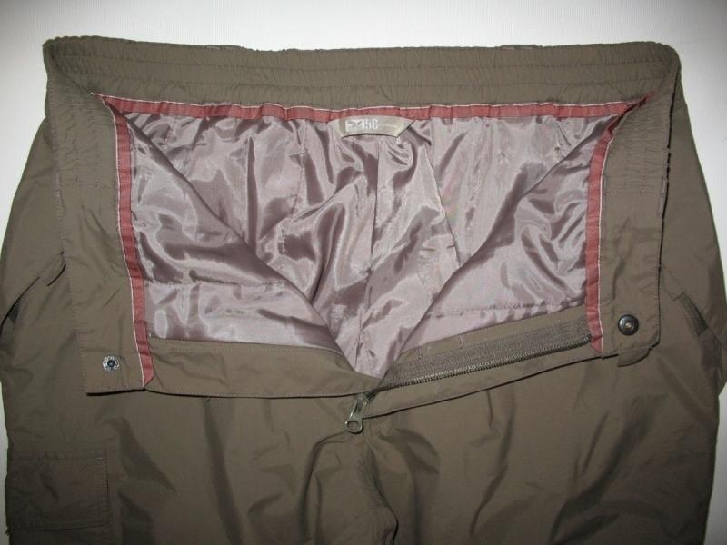 Штаны  SALEWA  weatherproof pant  (размер 50-L) - 3