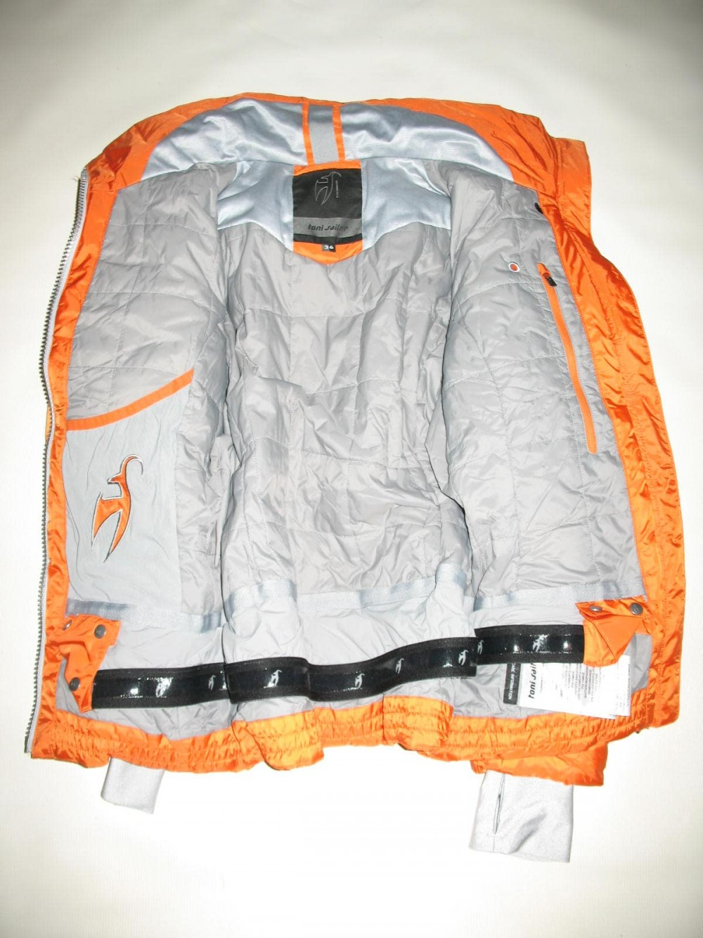 Куртка TONI SAILER clementine quilted ski jacket lady (размер 36/S) - 6