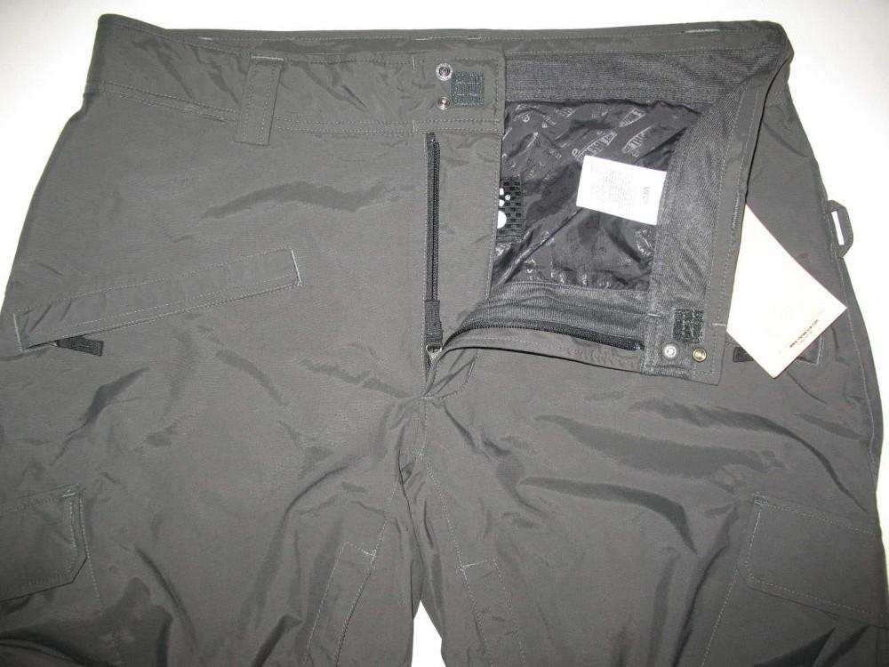 Штаны VANS 10/10 snowboard pants (размер XL) - 7
