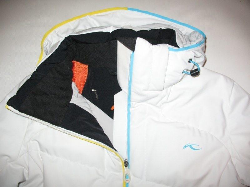 Куртка  KJUS Savvy Down jacket lady  (размер L/M) - 7
