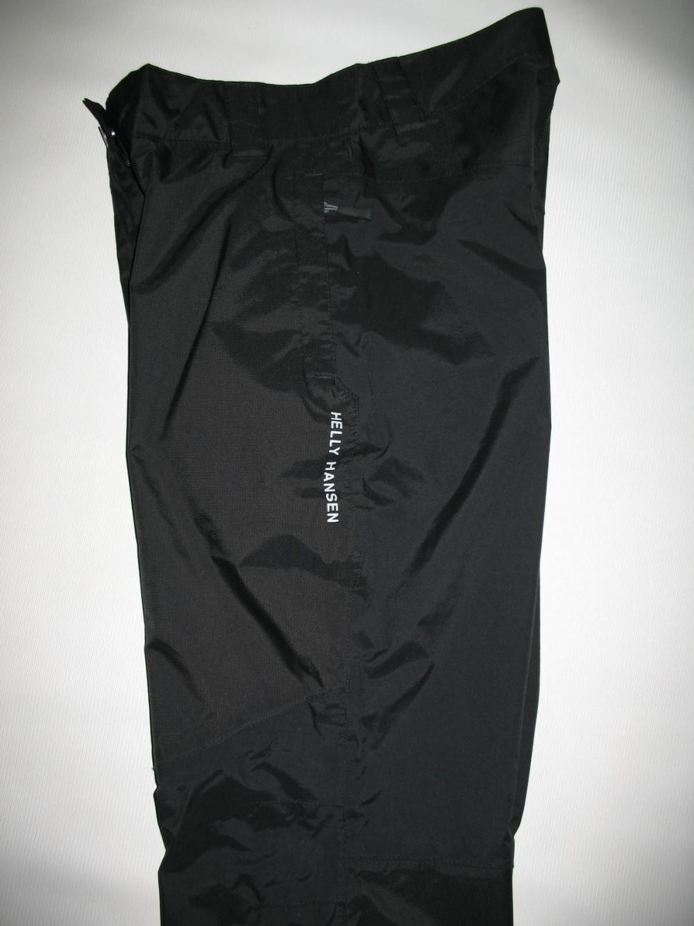 Штаны HELLY HANSEN hellytech packable pants lady (размер XS) - 7