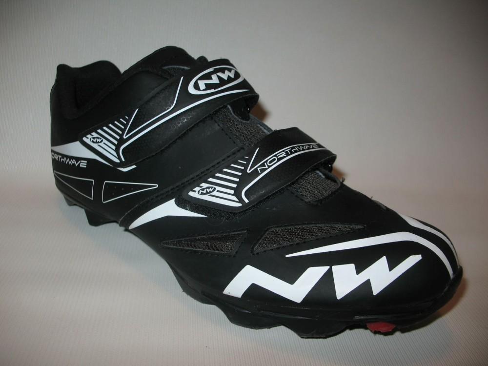 Велотуфли NORTHWAVE spike evo MTB shoes (размер US12/UK11/EU45(на стопу 293 mm)) - 5