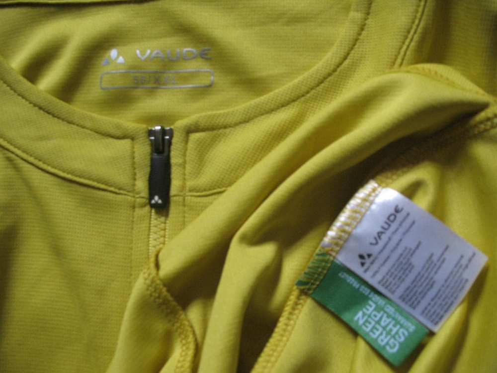 Веломайка VAUDE siros shirt (размер 56/XXL) - 5