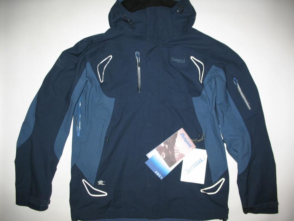 Куртка BERGANS luster jacket (размер XL) - 6