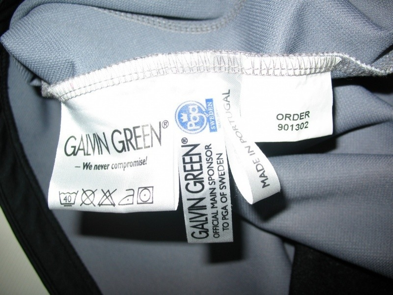 Кофта GALVIN GREEN softshell  (размер M) - 5