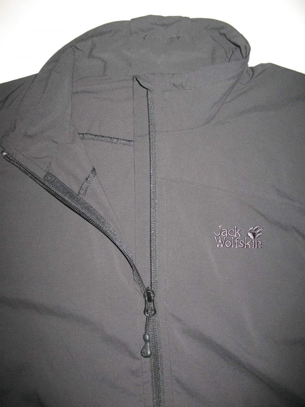 Жилет JACK WOLFSKIN activate softshell vest (размер XL) - 4