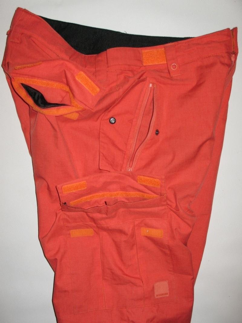Штаны QUICKSILVER porter pants (размер L) - 9