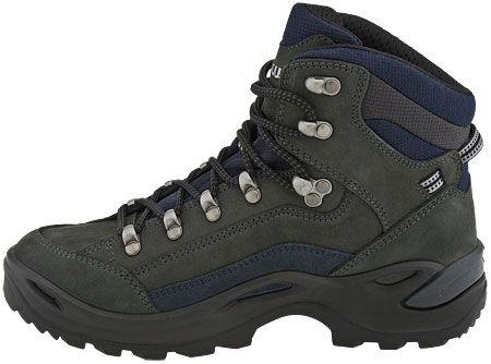 Ботинки LOWA Renegade GTX Mid Ws lady (размер US(L) 8, 5/UK6, 5/EU40(на стопу до 257 mm)) - 2