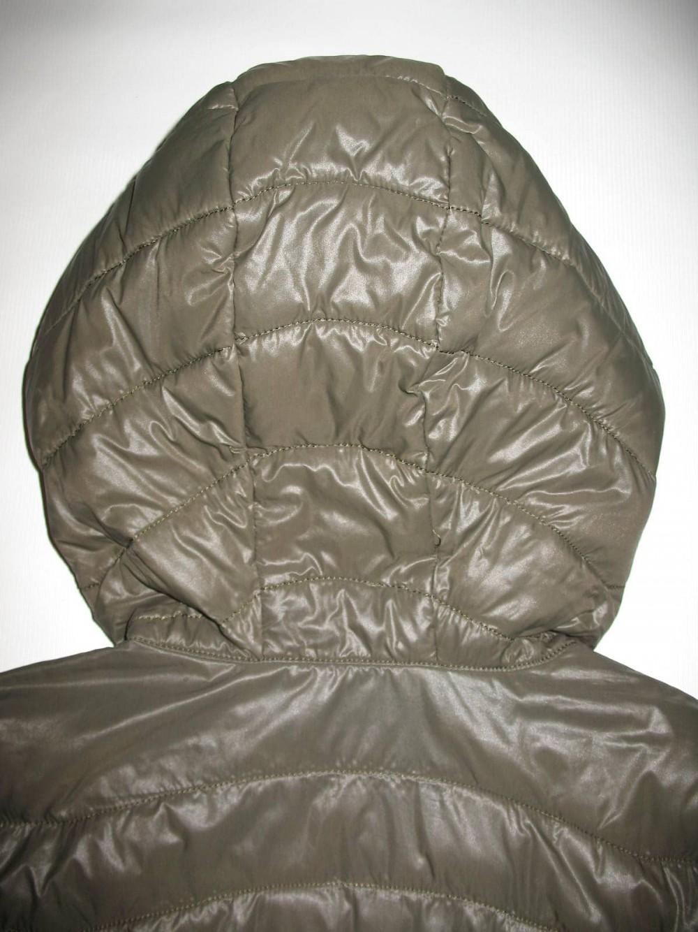 Куртка GAS cayenne down hooded jacket lady (размер 44/L) - 8