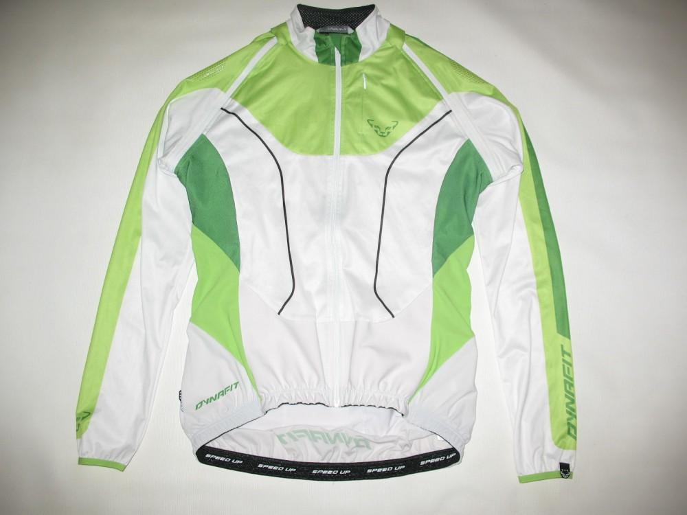 Велокуртка DYNAFIT transalper 2in1 conver bike/run jacket lady (размер M/S) - 1
